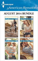 Harlequin American Romance August 2014 Bundle