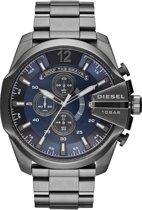 Diesel Grijs Mannen Horloge DZ4329