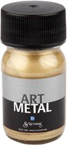 ES Art Metal, 30 ml, licht goud