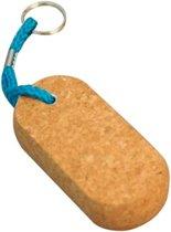 Talamex Kurk sleutelhanger / Ovaal / 105 x 50 x 25 mm