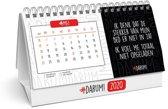 Desk Kalender 2020 Darum (21 x 14)
