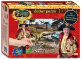 Piet Piraat Sticker - Puzzel
