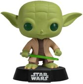 Funko: Pop Star Wars Bobble Yoda