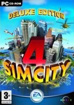 Sim City 4: Deluxe Rush Hour - Windows