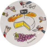 Blond Amsterdam Kaasbord 18 cm Brie