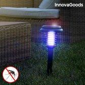Innovagoods Anti – Muggenlamp & Led Lamp op Zonne-energie SL-700