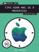 Ontdek snel - PS voor Mac OS Mavericks
