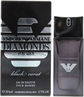 Emporio Armani Diamond Black carat - EDT 50ml -