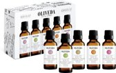 Oliveda Body Oil set