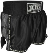 Joya Sportbroek - Maat M  - Unisex - zwart/grijs/wit