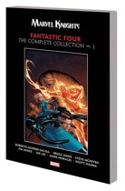Marvel Knights Fantastic Four By Aguirre-sacasa, Mcniven & Muniz
