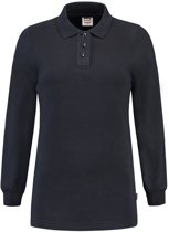Tricorp Dames polosweater - Casual - 301007 - Navy - maat XXL