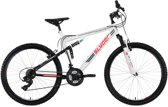 Ks Cycling Fiets 26 inch fully-mountainbike Slyder - 51 cm