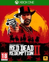 Micrsoft Xbox One Red Dead Redemption 2 USK 18