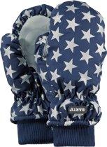 Barts Nylon Mitts Kids - Winter Handschoenen - Maat 2 - Blue Stars