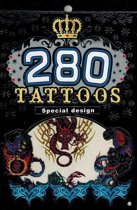 280 Tattoos Boek - Special Design - Nr 8