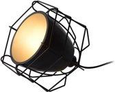 Lucide GRID - Tafellamp - E14 - Zwart