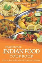 Traditional Indian Food Cookbook
