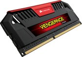 Corsair 8GB DDR3-1600MHz Vengeance Pro 8GB DDR3 (2x4GB) 1600MHz geheugenmodule
