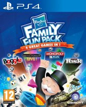Hasbro Family Fun Pack - PS4
