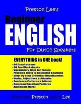 Preston Lee's Beginner English for Dutch Speakers