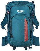 Source rugzak Adventure Pack Coral Blue 30+5 liter - Blauw