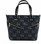 V 1969 Italia - V 1969 Italia Womens Handbag Black HAITI - Mannen - ONE SIZE