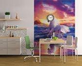 W&G Behang Free Spirit - 4-delig fotobehang  - 183 × 254 cm - no. 15951
