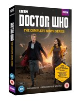 Doctor Who - The Complete Ninth Series [DVD] (import zonder NL ondertiteling)
