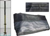 Los Veiligheidsnet voor Trampoline 305 cm | 4 poten (zonder palen)