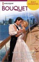 Bouquet Favorieten 516 - In het huwelijksbootje ; Gevallen man ; Wraak op Valentijn (3-in-1)