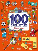 Planet Happy Doeboek 100 spelletjes sinterklaas