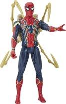 Marvel Avengers: Infinity War Titan Hero Power FX Spider-Man – 29 cm – Actiefiguur