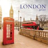 Kalender 2020 Londen (30.5 x 30.5)