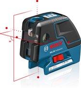 Bosch Professional GCL 25 Puntlaser - Tot 10 meter bereik