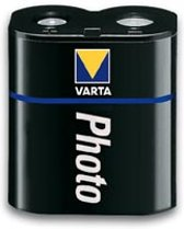 Varta niet-oplaadbare batterijen CRP2 lithium foto batterij 6 V 1300 mAh 1-blister