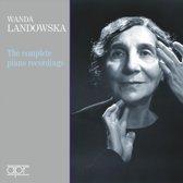 Wanda Landowska: The complete piano recording