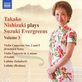 Nishizaki: Suzuki Evergreens 3