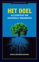 Het Doel Als Startpunt Van Succesvolle Organisaties