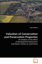 Valuation of Conservation and Preservation Properties