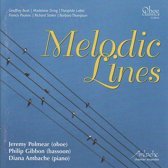 Melodic Lines - Oboe