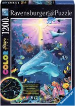 Ravensburger Color Starline Onder Zee 1200