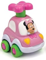 Clementoni Press & Go Auto Minnie Mouse