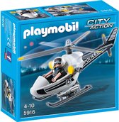 Playmobil Politie Helikopter - 5916