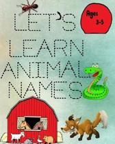 Let's Learn Animal Names