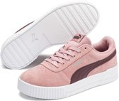 PUMA Carina Sneakers Dames - Bridal Rose-Vineyard Wine - Maat 36
