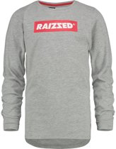 RAIZZED jongens shirt Jakarta Grey