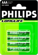 PHILIPS AAA 4-Pack
