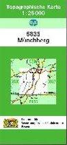 Münchberg 1 : 25 000