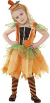 Pumpkin Fairy Costume, 3-4 Years